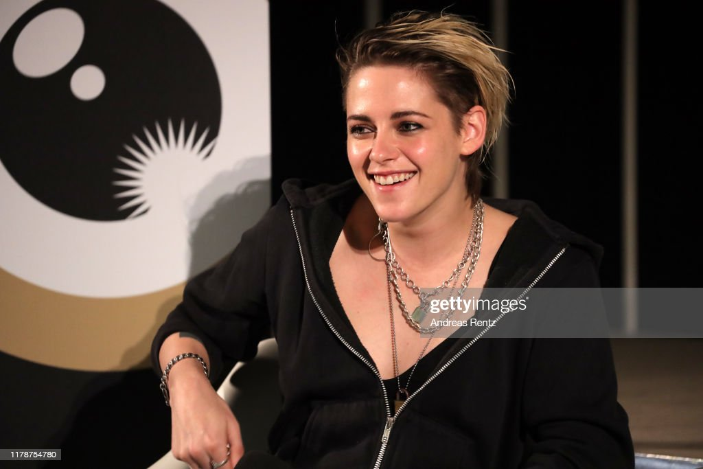 A Conversation With... Kristen Stewart - 15th Zurich Film Festival : News Photo