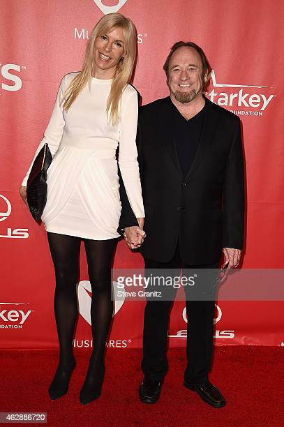 Kristen Stills and musician Stephen Stills attend the 25th anniversary MusiCares 2015 Person Of The Year Gala honoring Bob Dylan at the Los Angeles...