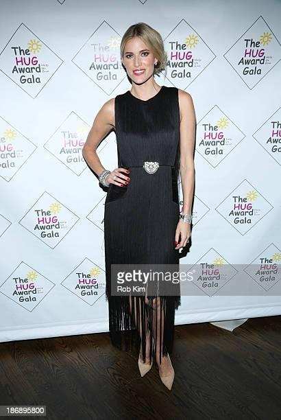 Kristen Taekman attends 2013 HUG Awards Gala at 230 Fifth Avenue on November 4 2013 in New York City