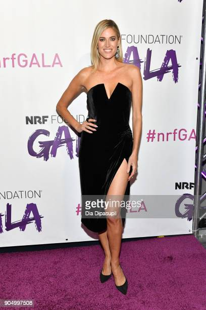 Kristen Taekman attends the 2018 National Retail Federation Gala at Pier 60 on January 14 2018 in New York City