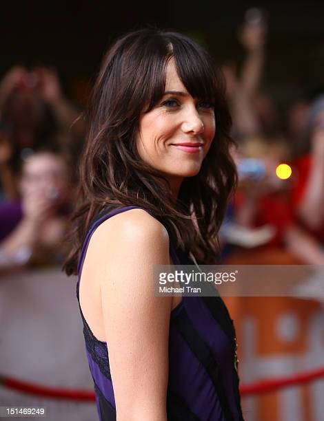 Kristen Wiig arrives at the 'Imogene' premiere during the 2012 Toronto International Film Festival held at Ryerson Theatre on September 7 2012 in...