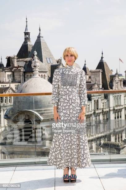 Kristen Wiig attend photo call in London to celebrate the release of DESPICABLE ME 3 on June 30th at Corinthia Hotel London on June 21 2017 in London...