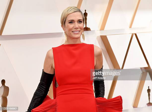 Kristen Wiig attends the 92nd Annual Academy Awards at Hollywood and Highland on February 09, 2020 in Hollywood, California.