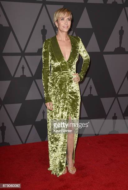 Kristen Wiig attends the Academy of Motion Picture Arts and Sciences' 9th Annual Governors Awards at The Ray Dolby Ballroom at Hollywood Highland...