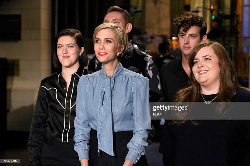 "NBC's ""Saturday Night Live"" with guests Kristen Wiig, The xx"
