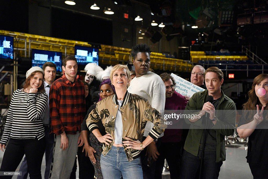 Saturday Night Live - Season 42 : News Photo