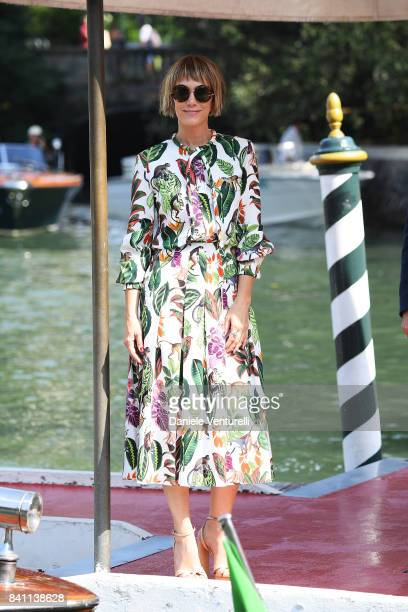 Kristen Wiig is seen during the 74th Venice Film Festival on August 31 2017 in Venice Italy