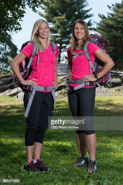 Kristi Leskinen and Jen Hudak X Games Pro Skiers from Pheonix AZ and Park City UT on the 30th season of THE AMAZING RACE will premiere during the...
