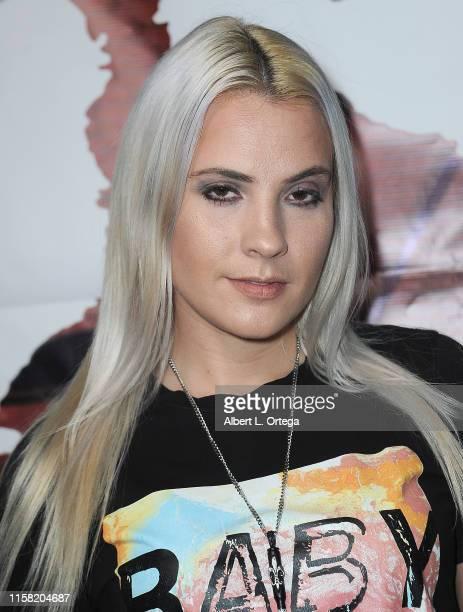 Kristi Tucker attends Gary Payton's Cannasports Launch Party held at LA Liason on July 27 2019 in Los Angeles California