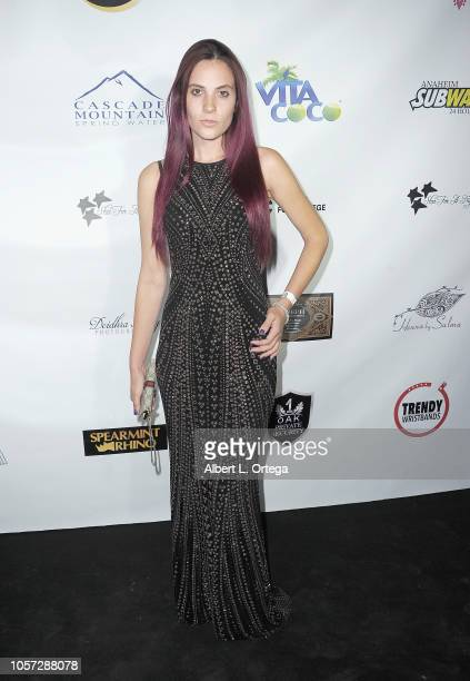 Kristi Tucker attends Star For A Night To Benefit Cancer For College held at The Vortex on November 3 2018 in Los Angeles California