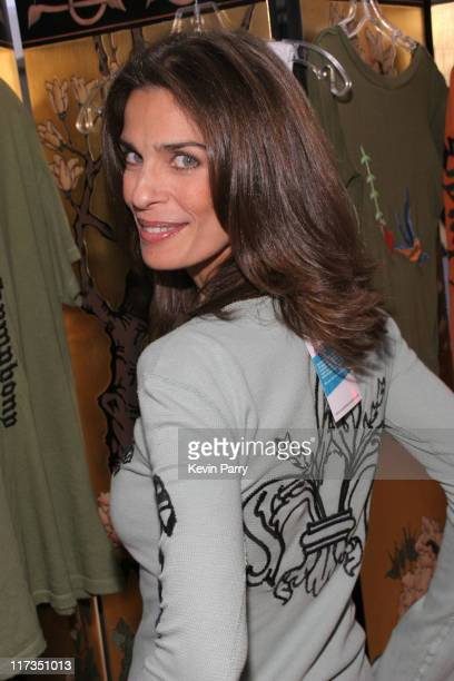 Kristian Alfonso at Eccentric Symphony during Silver Spoon PreEmmy Hollywood Buffet Day 1 in Los Angeles California United States Photo by Kevin...
