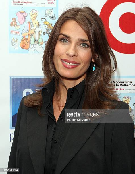 Kristian Alfonso attends Target Celebrates Author Jane Buckingham's The Modern Girl's Guide to Motherhood at Regent Beverly Wilshire Hotel on May 3...