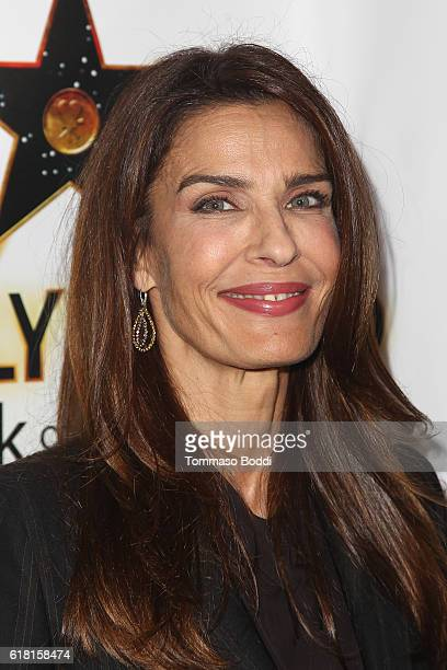 Kristian Alfonso attends the Hollywood Walk Of Fame Honors at Taglyan Complex on October 25 2016 in Los Angeles California