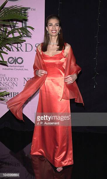 Kristian Alfonso during 5th Annual Prism Awards at CBS Television City in Los Angeles California United States