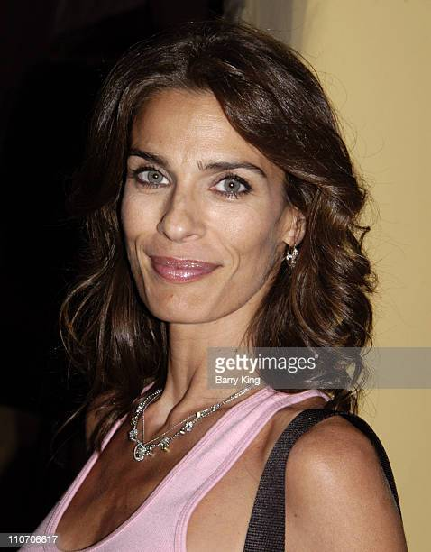 Kristian Alfonso during Jason Cook Hosts Screening of his Directorial Debut 'Social Security Guard' at Chaplin Theatre in Hollywood California United...