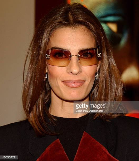 Kristian Alfonso during MAC AIDS Fund and Viva Glam on World Aids Day at MAC Store in Hollywood California United States