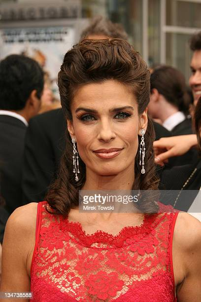 Kristian Alfonso during The 33rd Annual Daytime Emmy Awards Arrivals at Hollywood Kodak Theater in Hollywood California United States