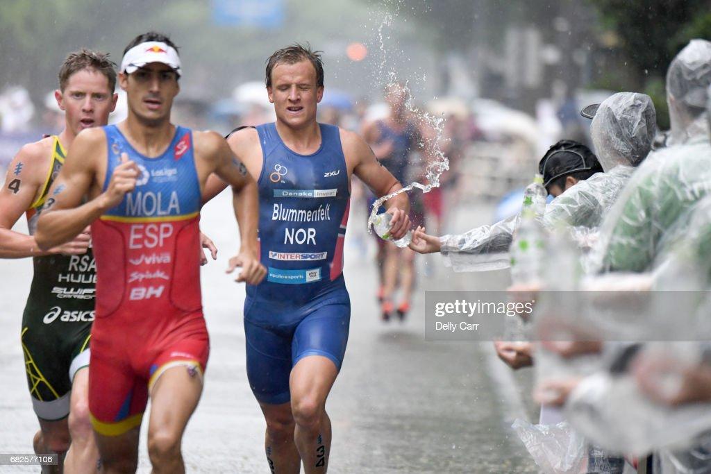 ITU World Championship Series Triathlon - Yokohama : ニュース写真