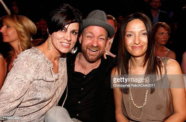 Kristian Bush and guests attend the ACM Presents Girls  Night Out Superstar  Women of Country 307bad5868e