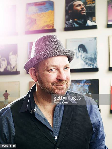 Kristian Bush is photographed for Nashville Lifestyles on March 6 2015 in Nashville Tennessee