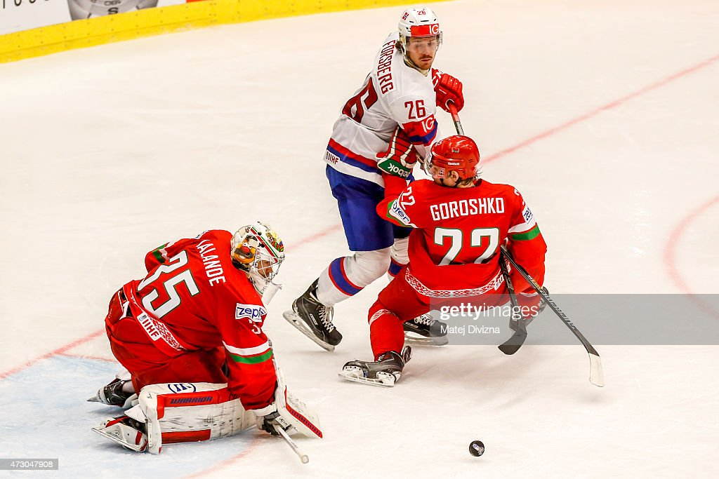 Norway v Belarus - 2015 IIHF Ice Hockey World Championship