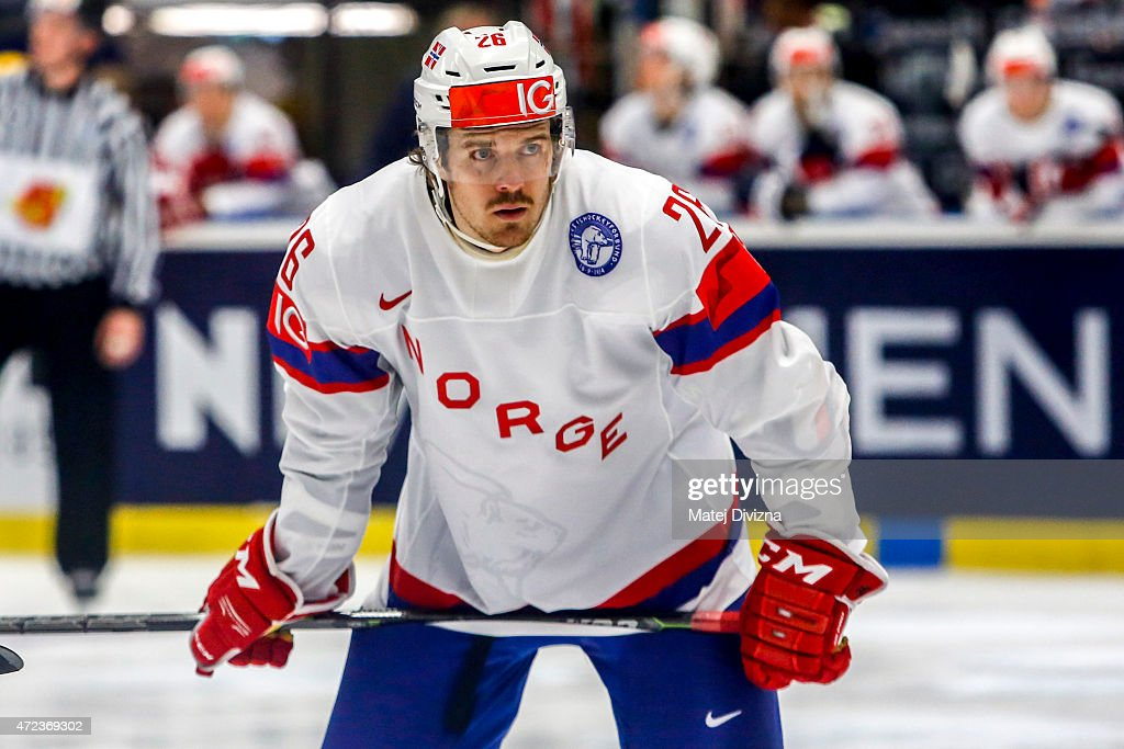 Slovakia v Norway - 2015 IIHF Ice Hockey World Championship