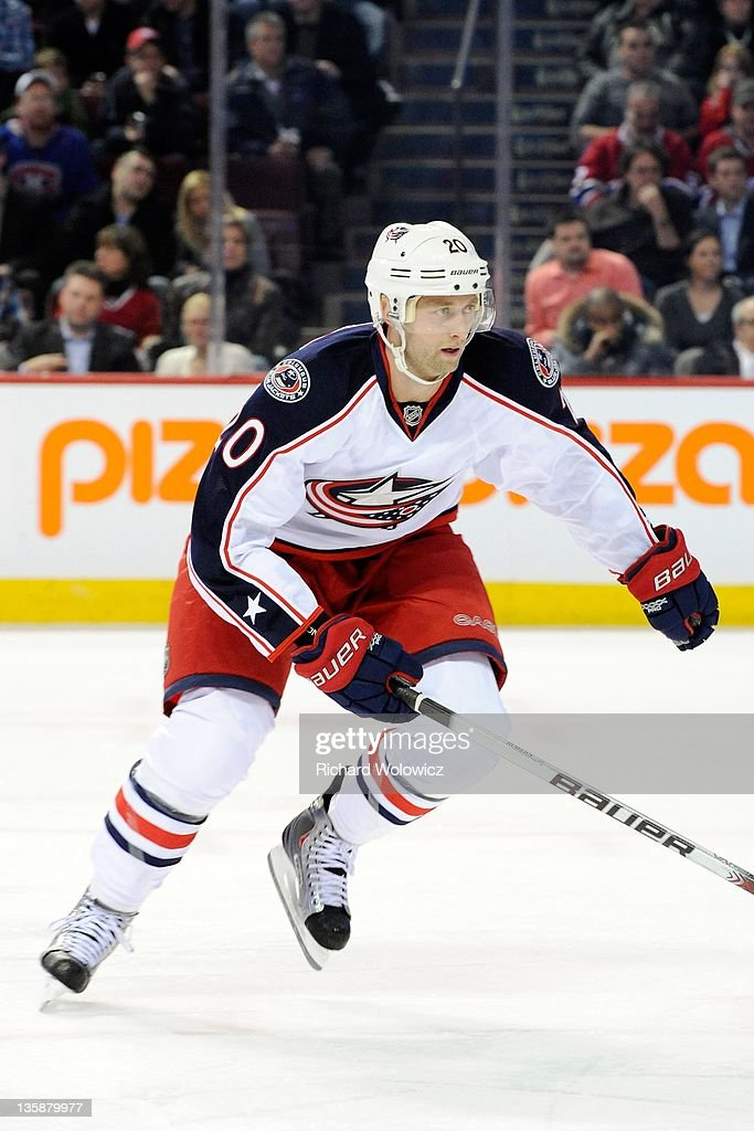 Columbus Blue Jackets v Montreal Canadiens