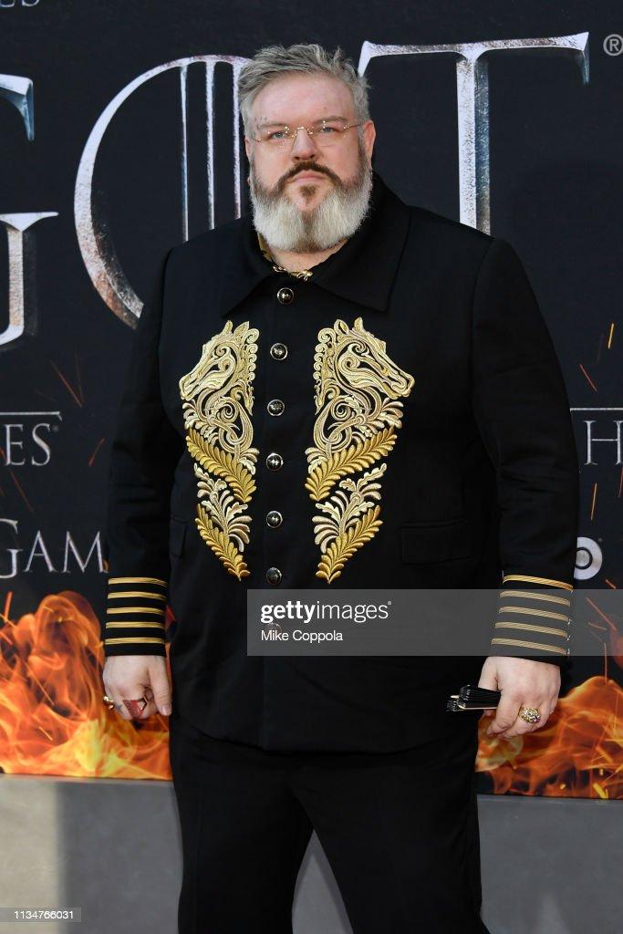 """Game Of Thrones"" Season 8 Premiere : ニュース写真"