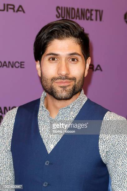 Kristian Rodriguez attends the 2020 Sundance Film Festival La Leyenda Negra Premiere at Egyptian Theatre on January 27 2020 in Park City Utah