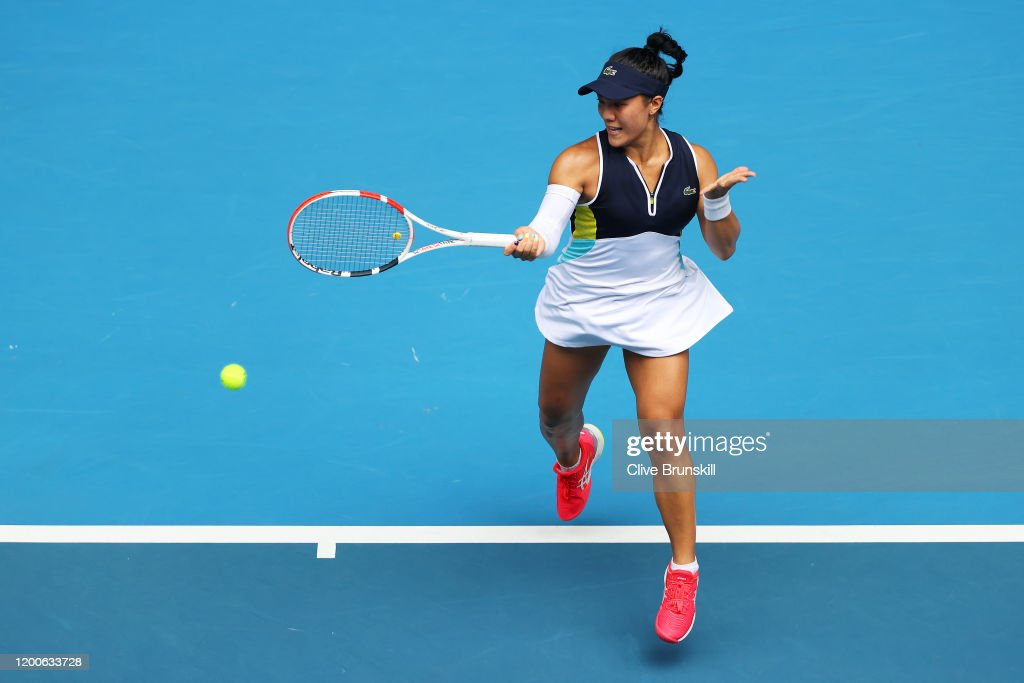 2020 Australian Open - Day 1 : News Photo