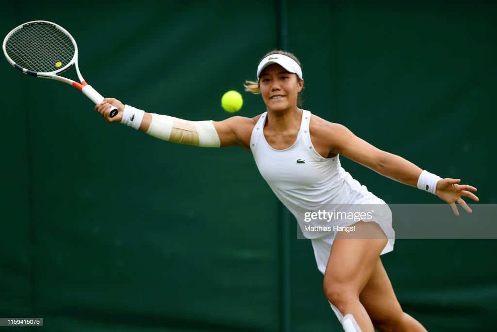 Day One: The Championships - Wimbledon 2019 : News Photo