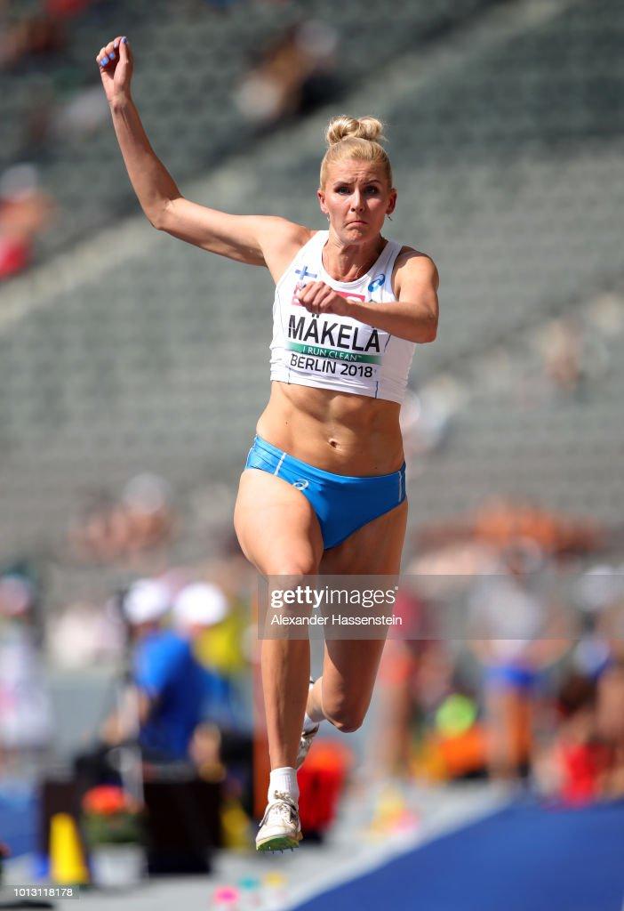 24th European Athletics Championships - Day Two : News Photo