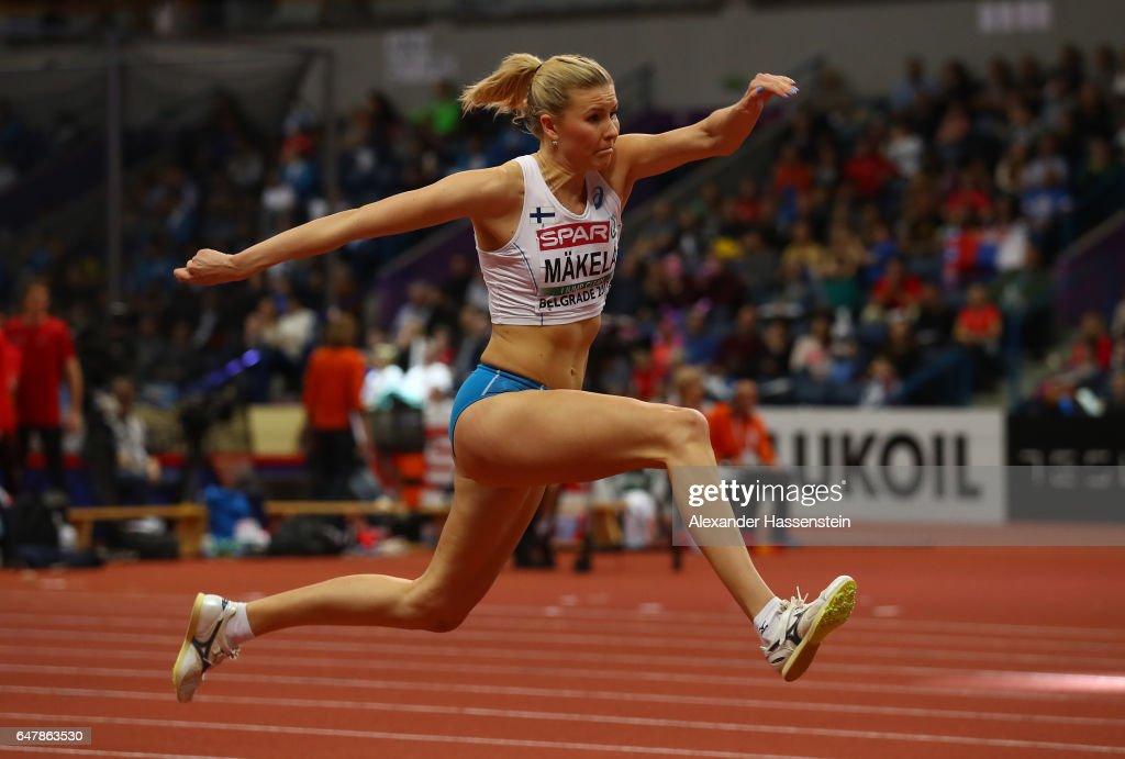 2017 European Athletics Indoor Championships - Day Two : Nieuwsfoto's