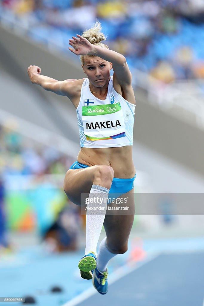 Athletics - Olympics: Day 8 : News Photo