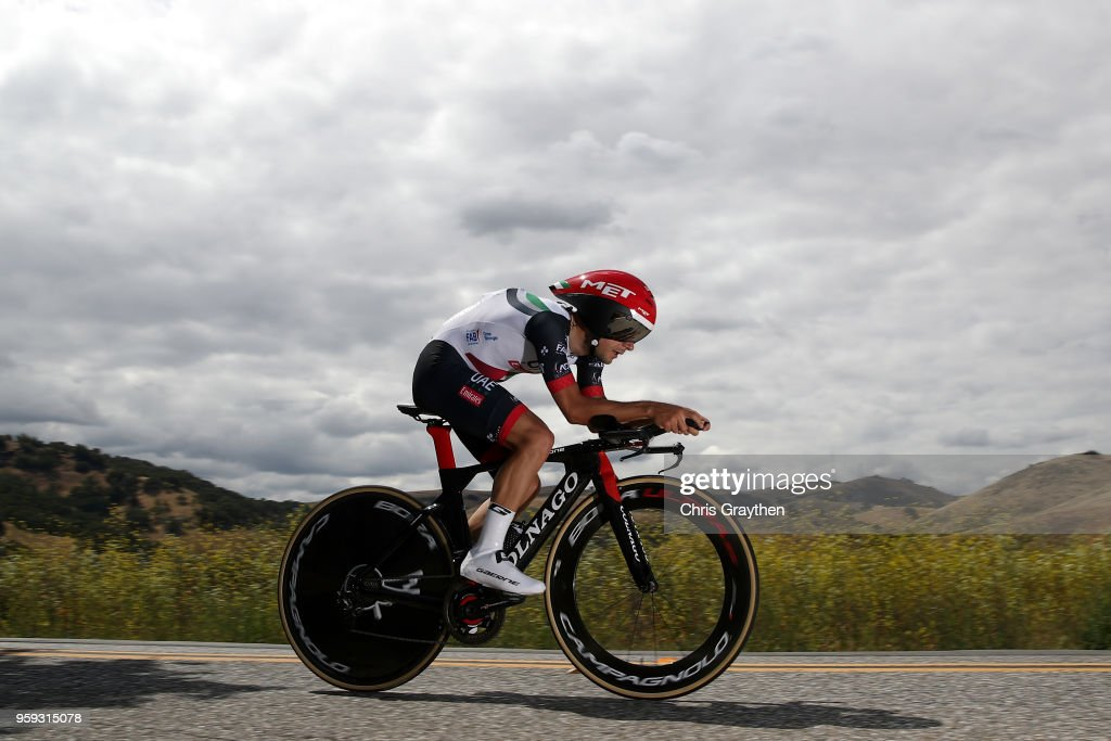 Cycling: 13th Amgen Tour of California 2018 /  Stage 4 : News Photo