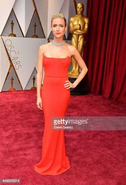 Kristin Cavallari arrives at the 89th Annual Academy Awards at Hollywood Highland Center on February 26 2017 in Hollywood California