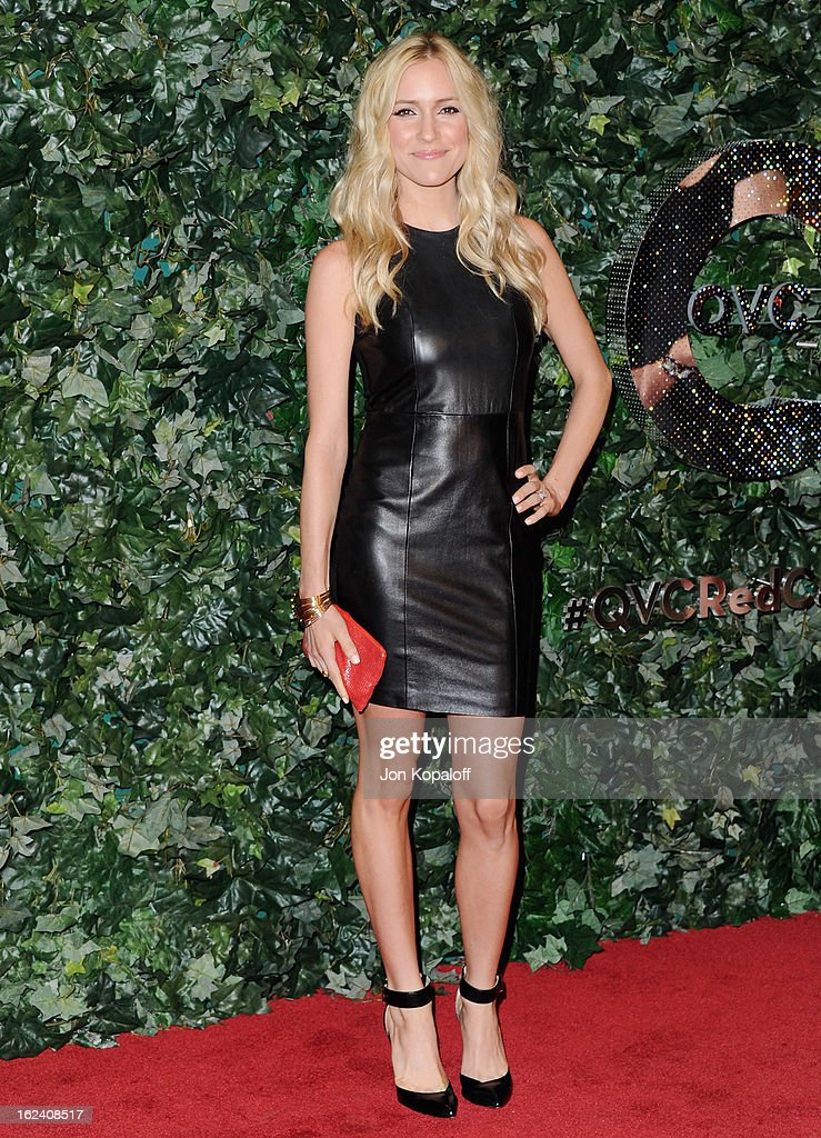 Kristin Cavallari arrives at the QVC Red Carpet Style Party at Four Seasons Hotel Los Angeles at Beverly Hills on February 22, 2013 in Beverly Hills, California.