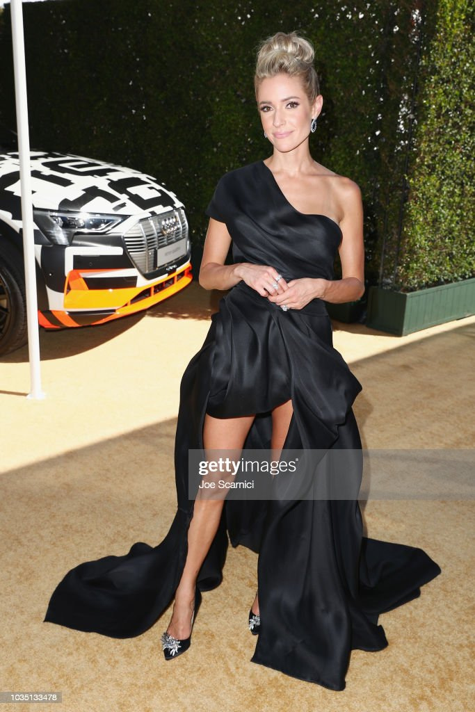 Audi At The 70th Annual Emmy Awards : News Photo