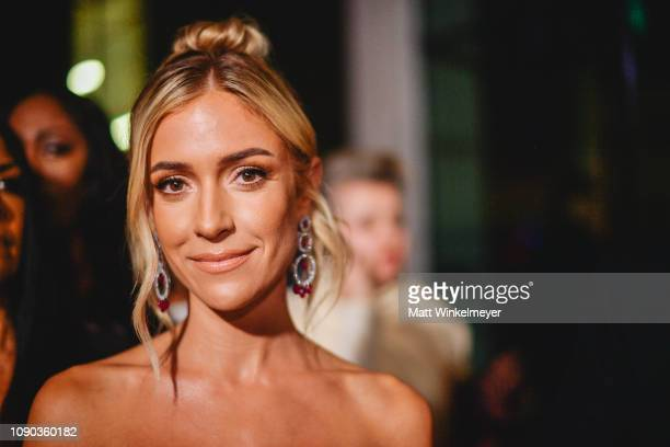 Kristin Cavallari attends Michael Muller's HEAVEN presented by The Art of Elysium on January 05 2019 in Los Angeles California