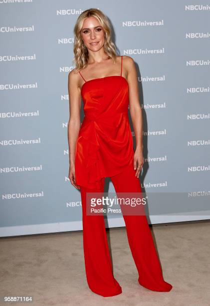 Kristin Cavallari attends the 2018 NBCUniversal Upfront presentation at Rockefeller Center