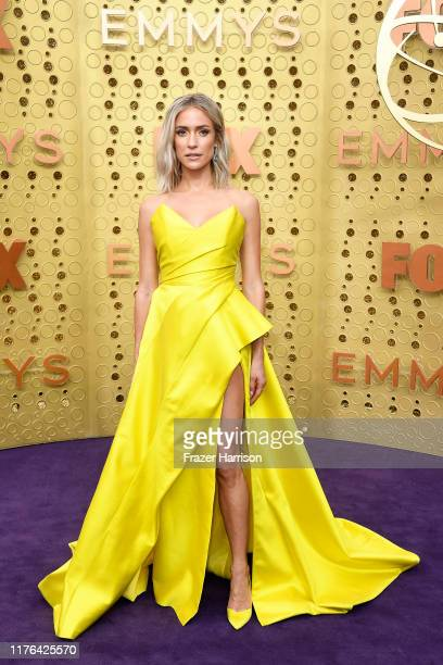 Kristin Cavallari attends the 71st Emmy Awards at Microsoft Theater on September 22 2019 in Los Angeles California