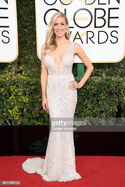 Kristin Cavallari attends the 74th Annual Golden Globe Awards at The Beverly Hilton Hotel on January 8 2017 in Beverly Hills California