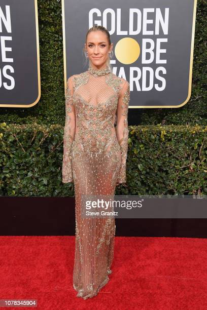 Kristin Cavallari attends the 76th Annual Golden Globe Awards at The Beverly Hilton Hotel on January 6 2019 in Beverly Hills California