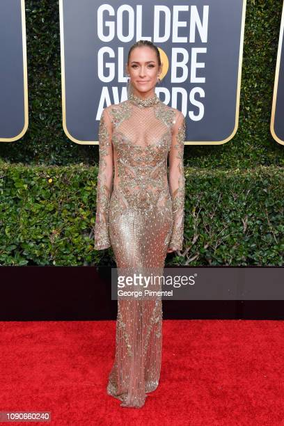 Kristin Cavallari attends the 76th Annual Golden Globe Awards held at The Beverly Hilton Hotel on January 06 2019 in Beverly Hills California