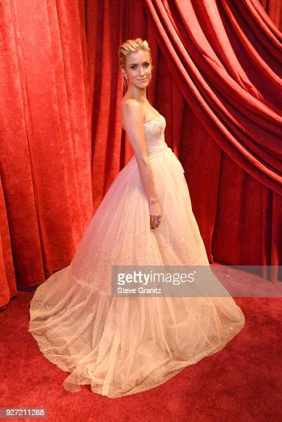 Kristin Cavallari attends the 90th Annual Academy Awards at Hollywood Highland Center on March 4 2018 in Hollywood California