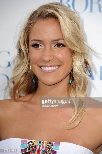 Kristin Cavallari attends the Something Borrowed Los Angeles Premiere on May 3 2011 in Hollywood California