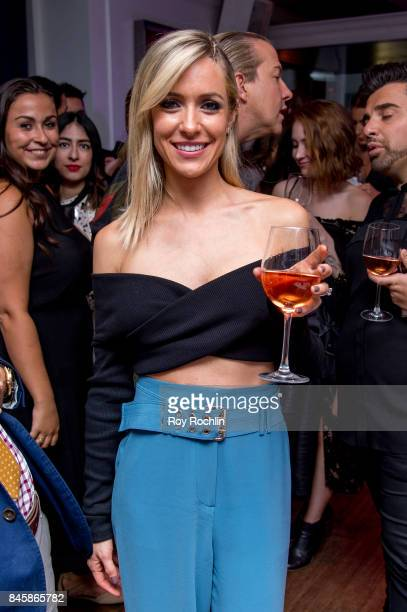 Kristin Cavallari attends Uncomon James Chinese Laundry By Kristin Cavallari at Bagatelle on September 11 2017 in New York City