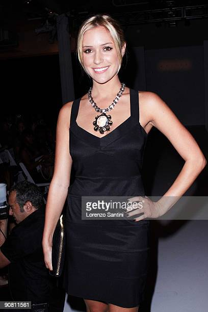 Kristin Cavallari attends Walter Spring 2010 during Style360 Fashion Week at Metropolitan Pavilion on September 15 2009 in New York City
