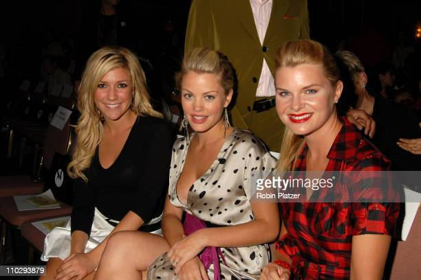 Kristin Cavallari Bree Williamson and Heather Tom