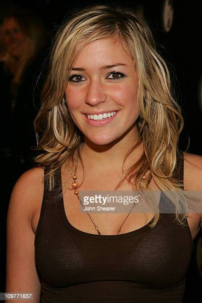 Kristin Cavallari during Motorola's Seventh Anniversary Party to Benefit Toys for Tots Red Carpet at American Legion in Los Angeles California United...